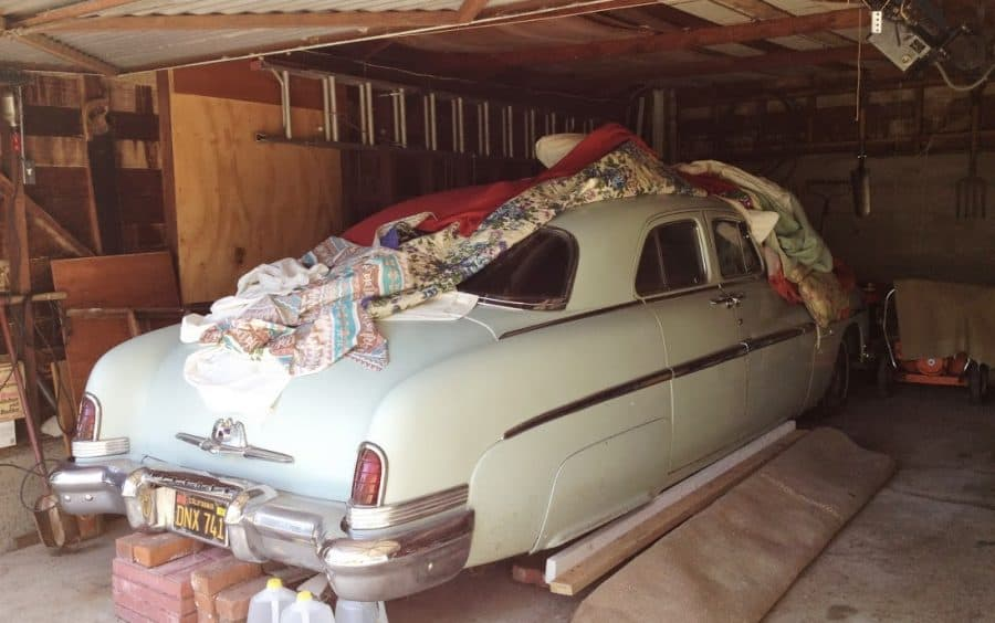 classic car for sale - 1952 Lincoln - $6k