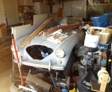 1955 Austin Healey 100 4 = $13k
