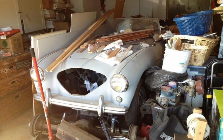 classic car for sale - 1955 Austin Healey 100 4 = $13k