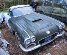 1958 Corvette - $25k