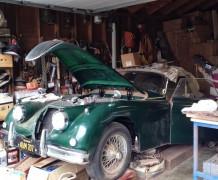 1959 Jaguar XK150 Drophead Coupe - $31k