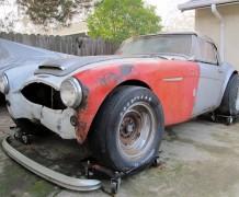 1960 Austin Healey 3000 - $5k