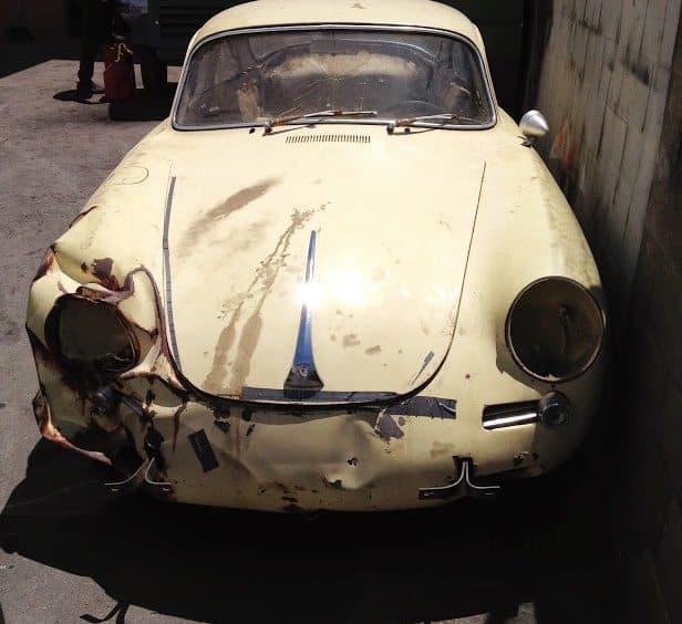 classic car for sale - 1963 Porsche 356B T6 Coupe - $10k
