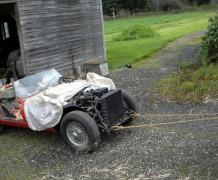 1965 Jaguar E-Type Roadster - $33k