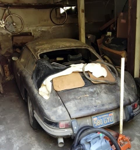 classic car for sale - 1965 Porsche 911 Coupe - $31k