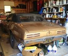 1967 Firebird Convertible - $9k