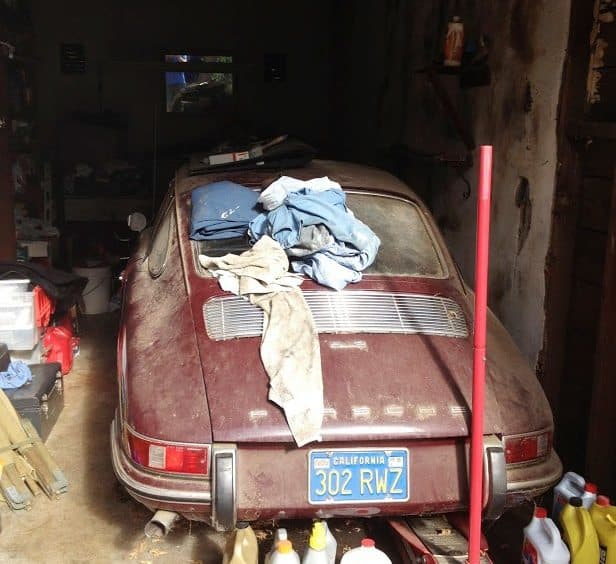 classic car for sale - 1967 Porsche 912 - $12k
