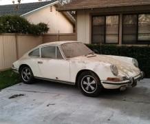 1969 Porsche 911S Coupe - $40k