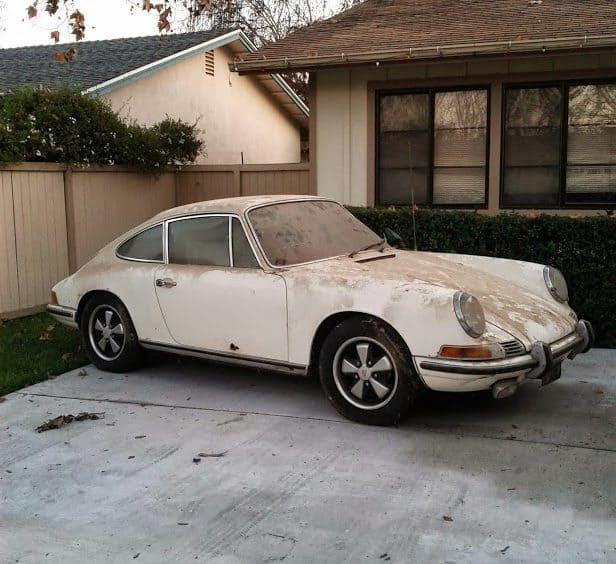 classic car for sale - 1969 Porsche 911S Coupe - $40k