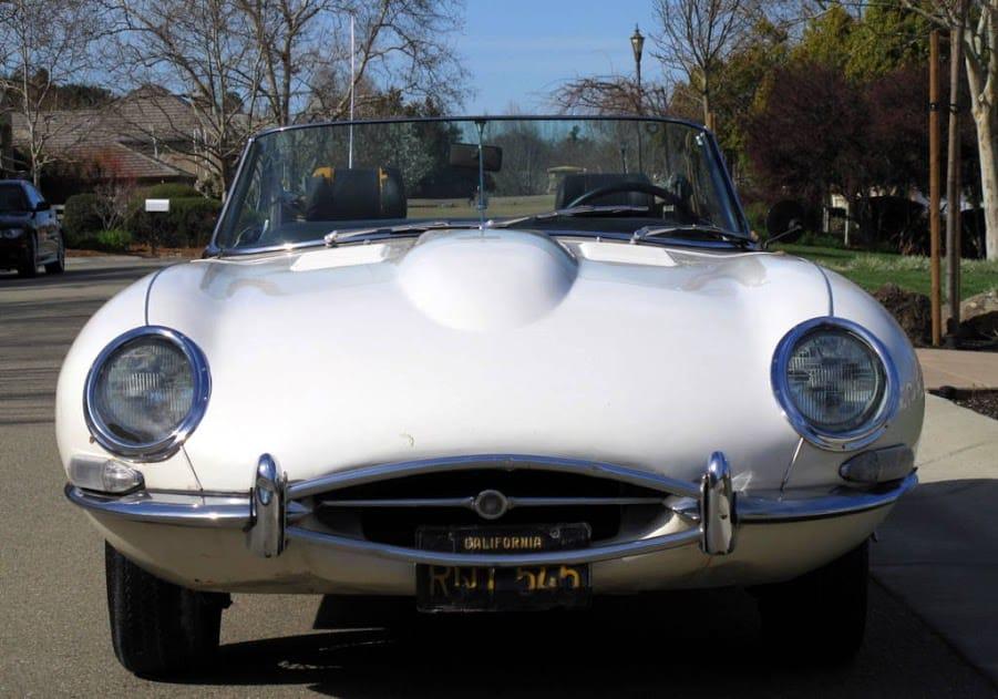 1962 Jaguar E-Type For Sale Front On