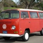 1970 VW Bus For Sale Front Left
