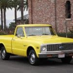 1971 Chevy C10 For Sale Front Right