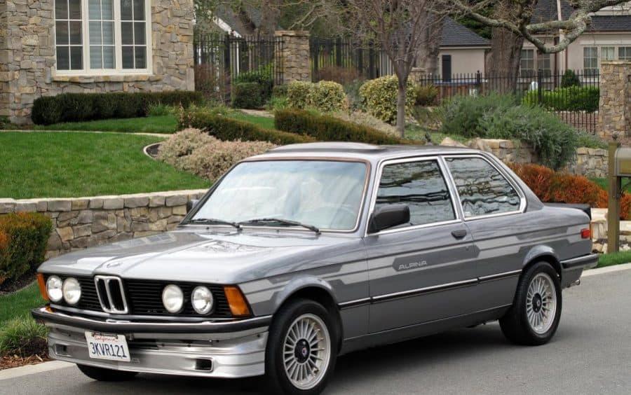 1982 BMW Alpina
