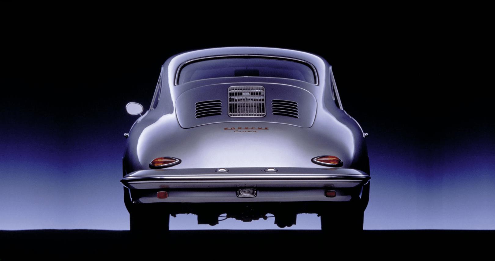 1960 porsche 356 carrera gt