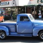 1950 Chevrolet Truck For Sale Side Right