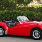 1959 Triumph TR3A For Sale Side Right