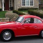 1964 Porsche 356 For Sale Front Left