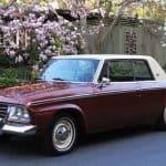 1964 Studebaker Daytona For Sale Front Left