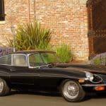 1969 Jaguar E Type Coupe For Sale Side Right