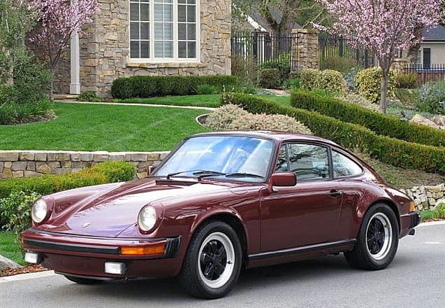 1983 Porsche 911SC For Sale Front Left