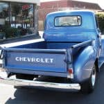 1950 Chevrolet Truck For Sale Back
