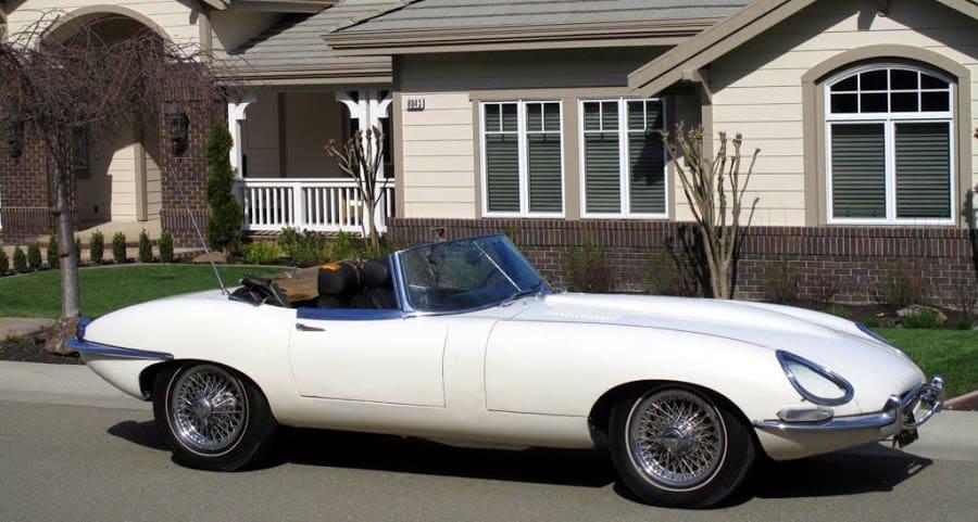 1962 Jaguar E-Type For Sale Front Right
