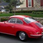 1964 Porsche 356 For Sale Side Left
