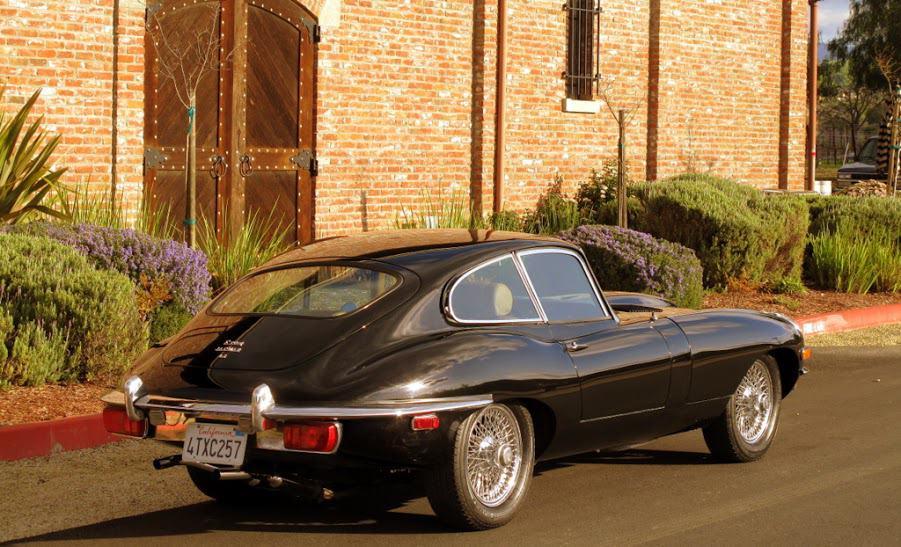 1969 Jaguar Coupe