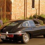 1969 Jaguar E Type Coupe For Sale Back Right