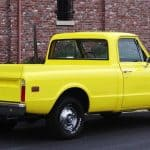 Back Right 1971 Chevy C10 For Sale