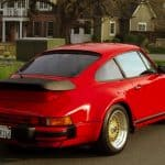 1986 Porsche 911 Turbo For Sale Back Right