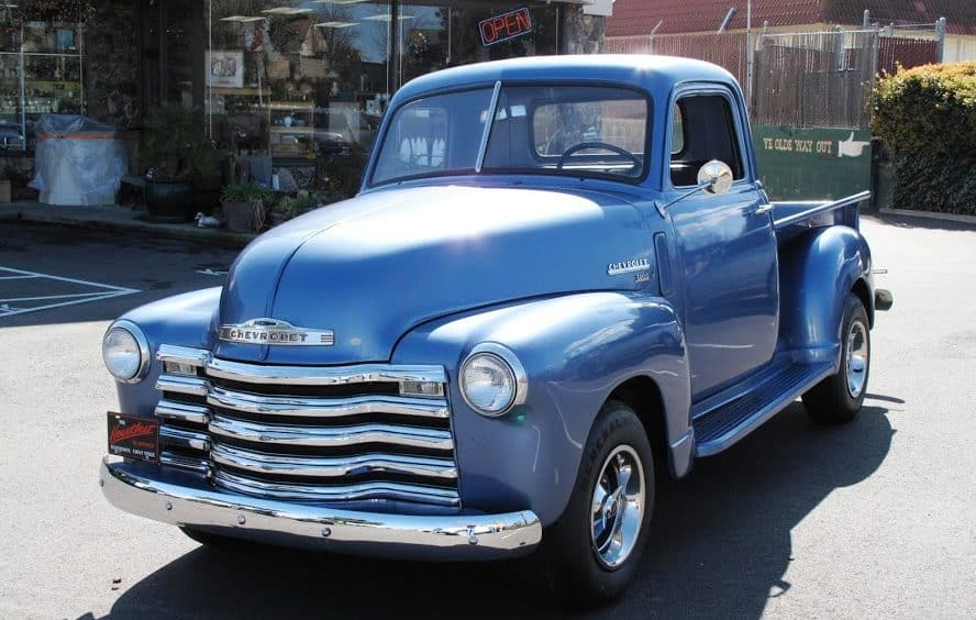 1950 Chevrolet Truck For Sale Front Left