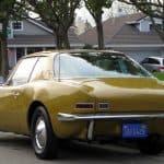 1963 Studebaker Avanti R1 For Sale Back Left