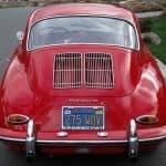 1964 Porsche 356 For Sale Back