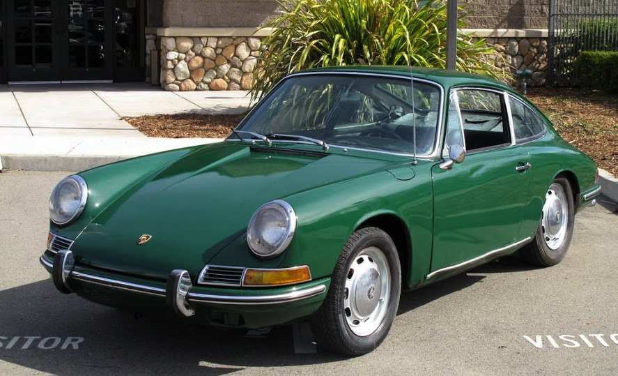 1967 Porsche 911 For Sale Front Left