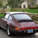 1983 Porsche 911SC For Sale Back Left