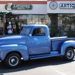 1950 Chevrolet Truck For Sale Side Left
