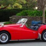 1959 Triumph TR3A For Sale Side Left