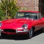 Front Left 1964 Jaguar XKE For Sale