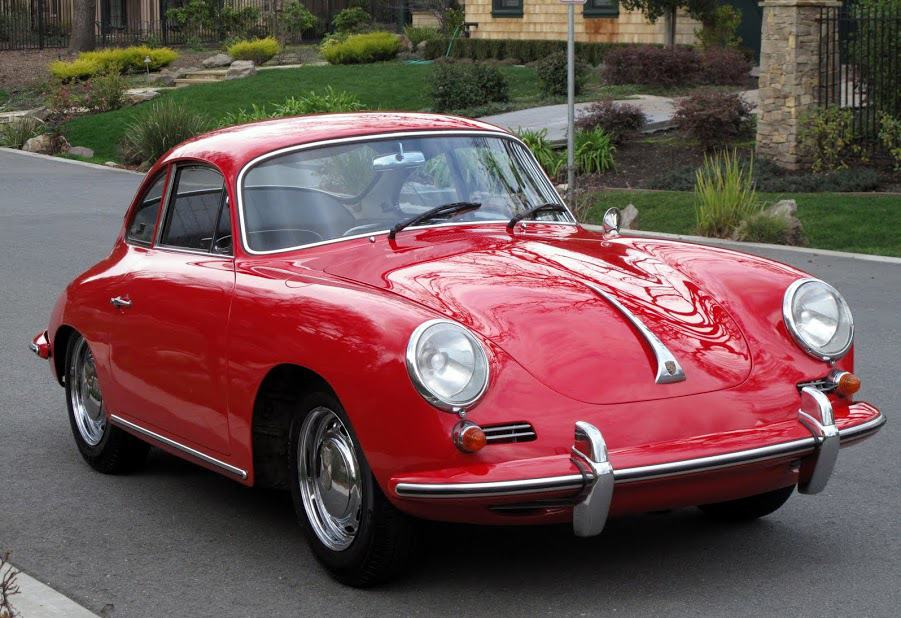 1964 Porsche 356 For Sale Front Right