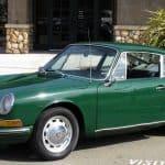 1967 Porsche 911 For Sale Front Left 2