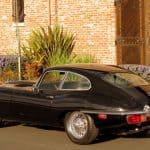 1969 Jaguar E Type Coupe For Sale Back Left