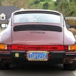 1983 Porsche 911SC For Sale Back