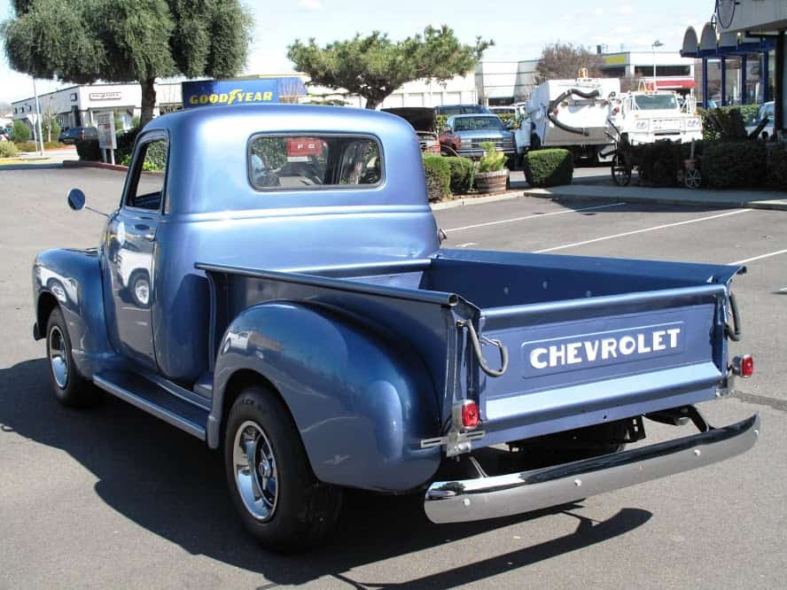 1950 chevrolet truck for sale contact dusty cars. Black Bedroom Furniture Sets. Home Design Ideas
