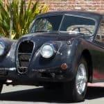 Front Left 1954 Jaguar XK140 For Sale