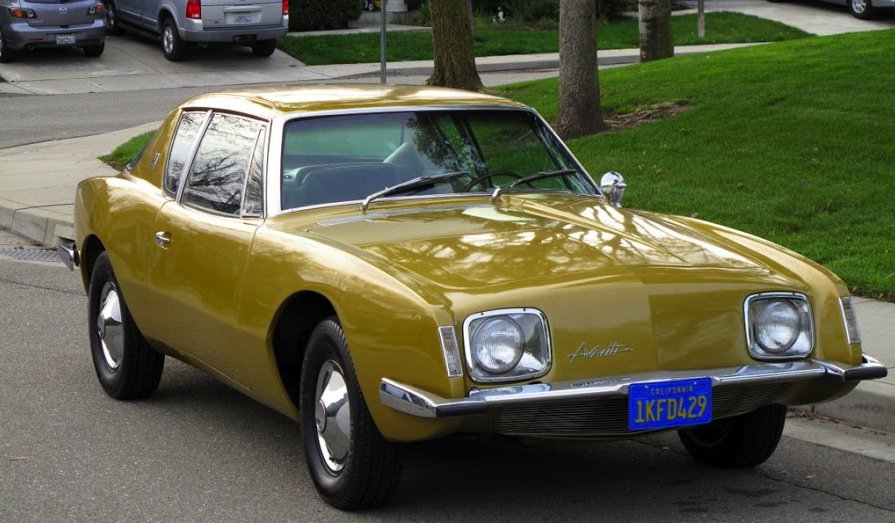 1963 Studebaker Avanti R1 For Sale Front Right