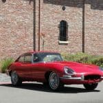 Front Right 1964 Jaguar XKE For Sale