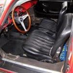 1964 Porsche 356 For Sale Interior