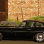 1969 Jaguar E Type Coupe For Sale Side Left