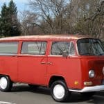1970 VW Bus For Sale Side Right